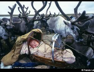 Bebé Dolgan, Sibérie – Francis Latreille