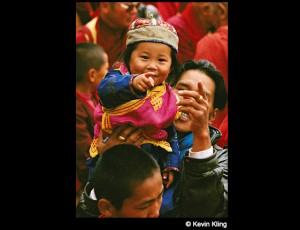 El niño y su padre – Kevin Kling