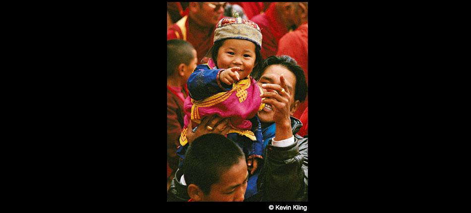 L'enfant et son Père – Kevin Kling